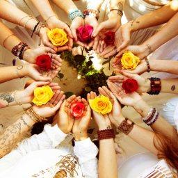 Feminidad Sagrada, Retiro de Yoga y Danza 24~30 Julio en Mallorca