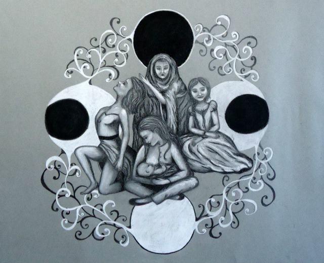 ciclo-femenino-arquetipos-y-luna
