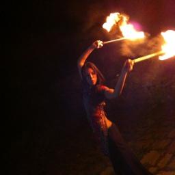 SACRED FIRE *Manipura Chakra*FUEGO SAGRADO
