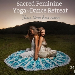 Sacred Feminine Yoga-Dance Retreat